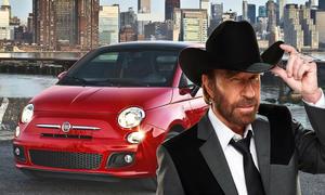 Chuck Norris Fiat
