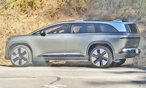 Lucid Air SUV  (2023)