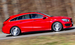 Mercedes CLA Shooting Brake (2014)