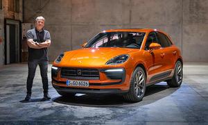 Porsche Macan Facelift (2021)