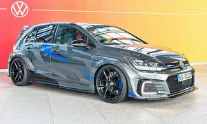 VW Golf GTE HyRacer