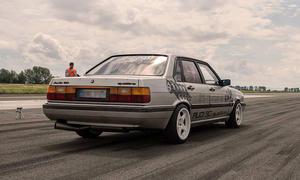Audi 90 von Jemo Motorsport