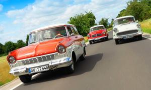 Taunus 17M/Isabella/Rekord P1: Classic Cars