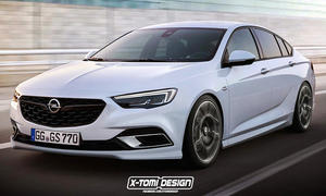 Opel Insignia OPC (2017)