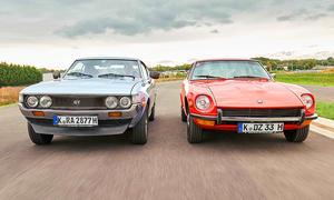 Datsun 240Z/Toyota Celica: Classic Cars