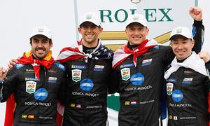 24h-Rennen Daytona 2019, Fernando Alonso