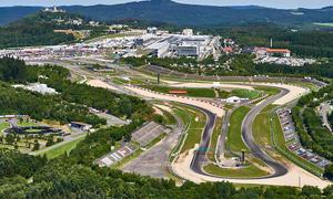 Rennstrecke 24h-Rennen am Nürburgring