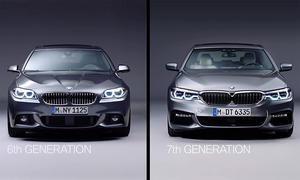 BMW 5er G30 & F10