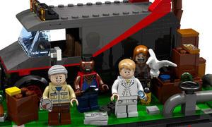 A-Team aus Lego