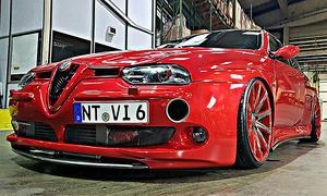Alfa Romeo 156 GTA Stradale 6C
