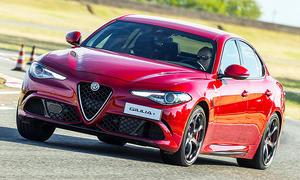 Alfa Romeo Giulia QV (2016)