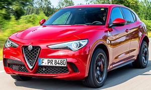 Alfa Romeo Stelvio Quadrofoglio: Test