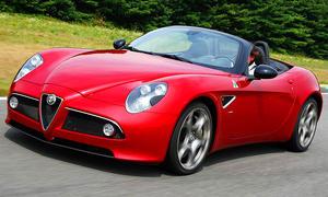 Alfa Romeo 8C Spider (2008)