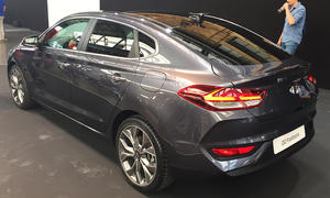 Hyundai i30 Fastback (2018)