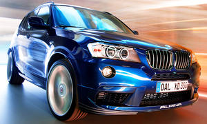 BMW Alpina XD3 Biturbo (2013)