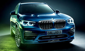 BMW Alpina XD3 (2018)