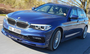 BMW Alpina D5 S Touring (2017)