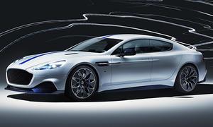 Aston Martin Rapide E (2019)