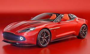 Aston Martin Vanquish Zagato Speedster (2017)