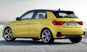 Audi A1 (2018)