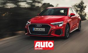 Audi A3 Sportback (2020) Fahrbericht: Video