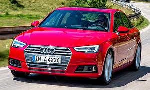 Audi A4 B9 (2015)
