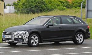 Audi A4 Avant Facelift (2019)