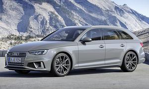 Audi A4 Avant Facelift (2018)