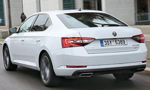 Audi A5 Sportback, BMW 430i & Skoda Superb im Test