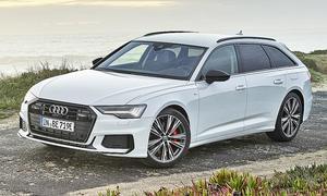 Audi A6 Avant (2018) PHEV