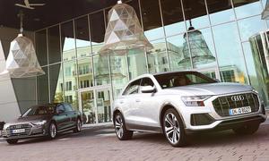 Audi A8, Audi Q8