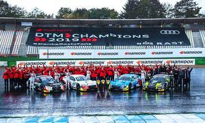 DTM 2020: Audi verabschiedet sich