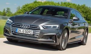 Audi A4 G-Tron/Audi A5 G-Tron