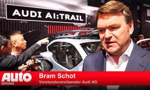 Audi auf der IAA 2019