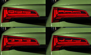 Audi: OLED-Technik