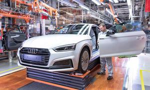 Audi Produktion A5