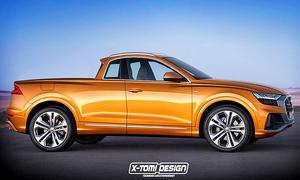 Audi Q8 Pickup