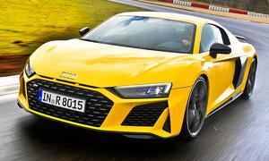 Audi R8 V10 Performance