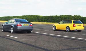 Audi RS 4-BMW M3 CS