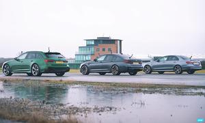 Audi RS 6/BMW M5 Facelift/Mercedes-AMG E 63 S Facelift