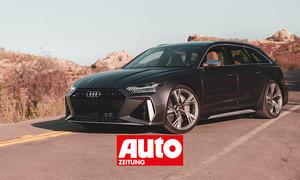 Audi RS 6 (2019)
