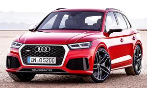Audi RS Q5 (2018)