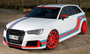 Audi RS 3 von MR Racing
