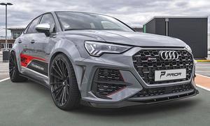 Audi RS Q3 mit Tuning von Prior Design
