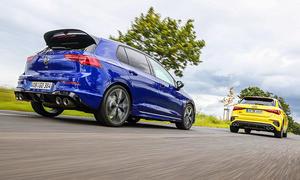 VW Golf R/Audi S3 Sportback