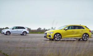 Audi S3 (8V)/Audi S3 (8Y)