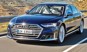 Audi S8 TFSI V8