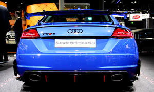 Audi TT RS mit Sport Performance Parts