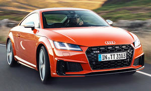 Audi TTS Facelift