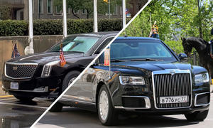 Aurus Senat & Cadillac One